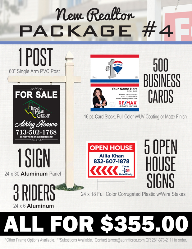 New Realtor Package #4
